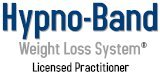 Hypno-Band weight loss system licensed practitioner logo